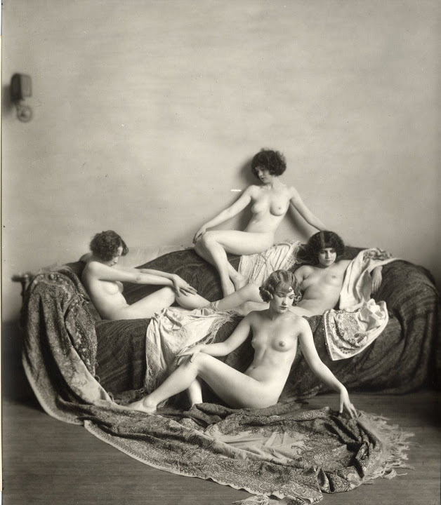 photograph by Alfred Cheney Johnston