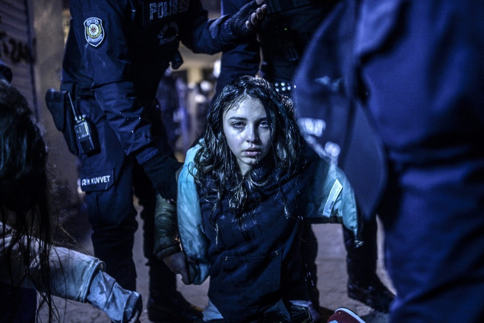 The winning photographs for the 58th annual World Press Photo