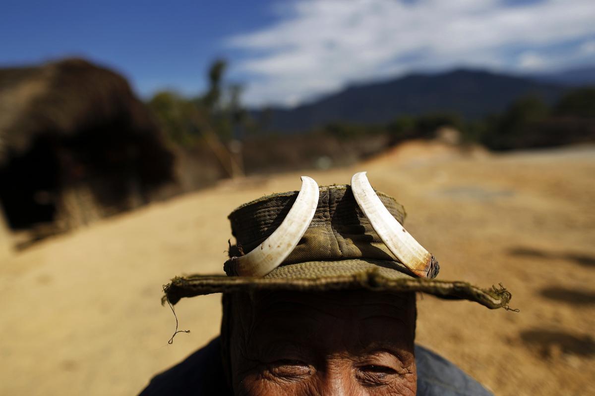 The Naga tribes of Myanmar, Soe ZeyaTun