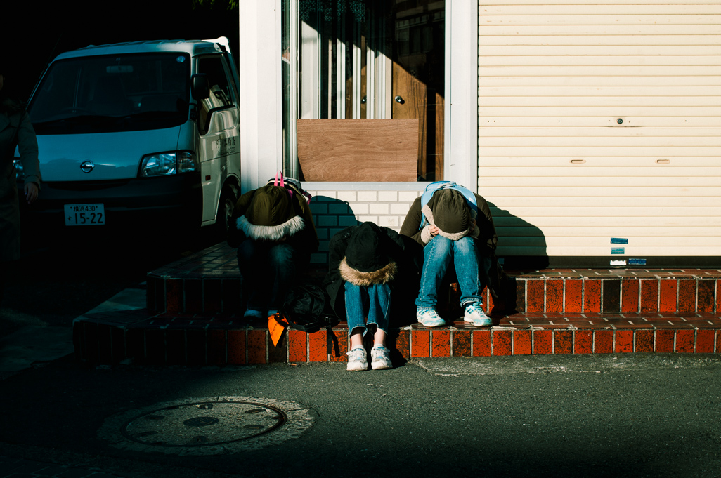 The World the Children Made, Shin Noguchi