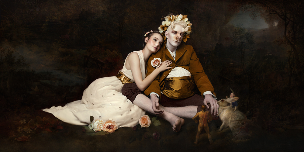 Old Masters Project, Sylwia Makris